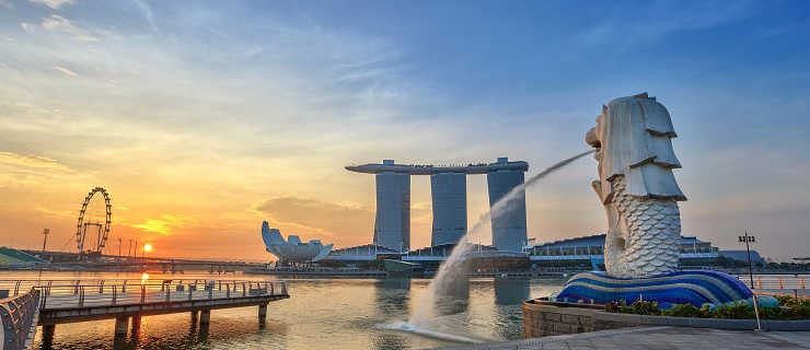 新加坡跨境電商-跨境購物風氣盛行、體系成熟的電商市場