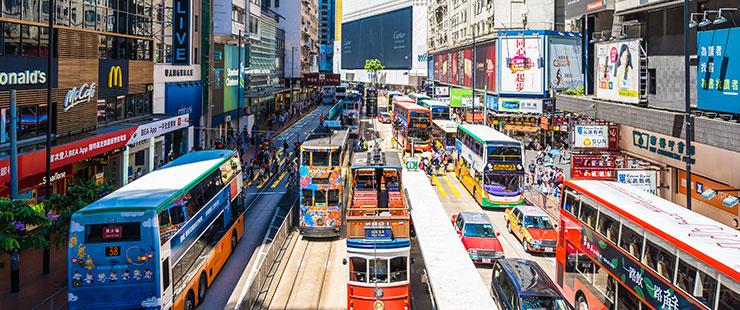 香港跨境電商