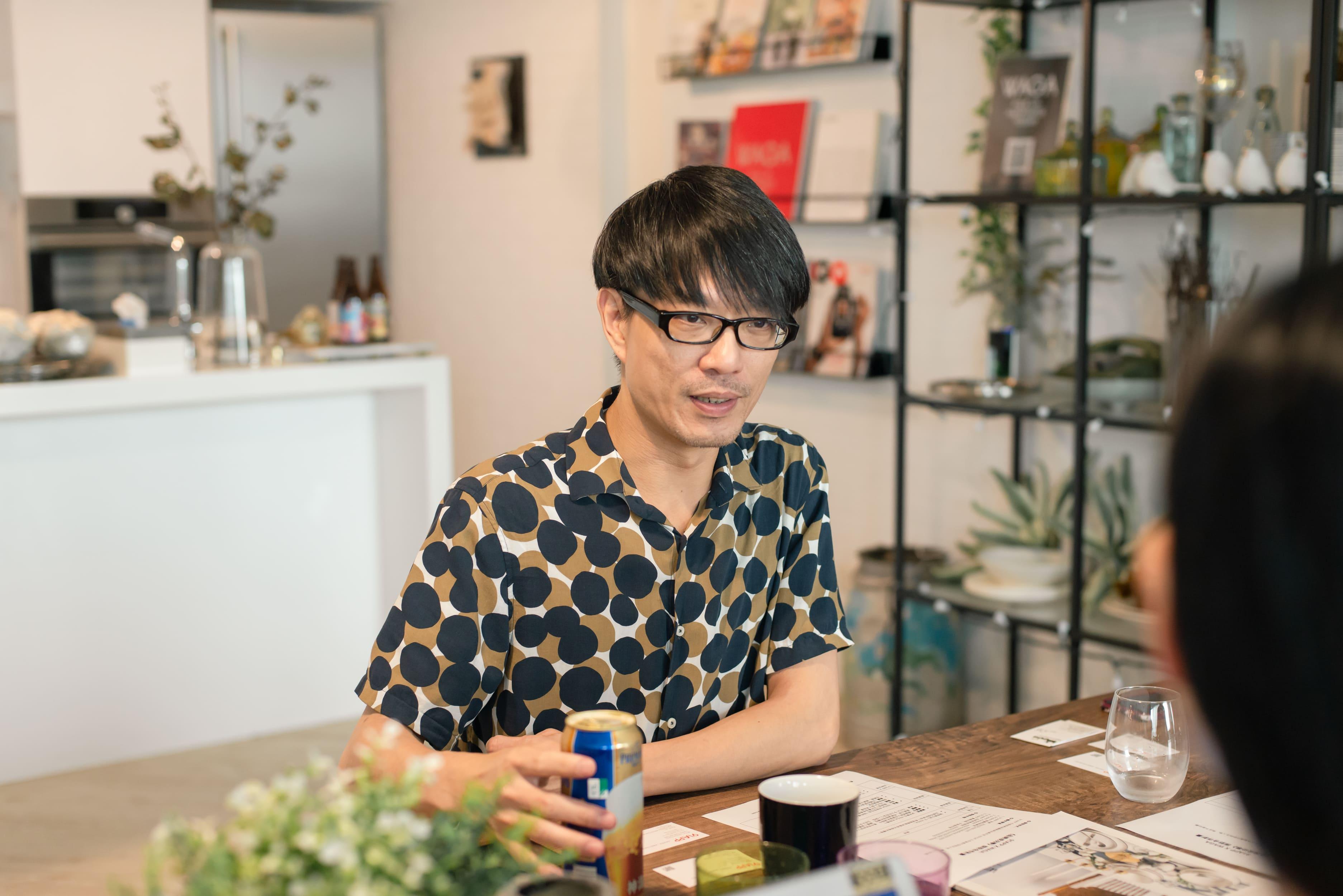 WAGA總監江洋輝