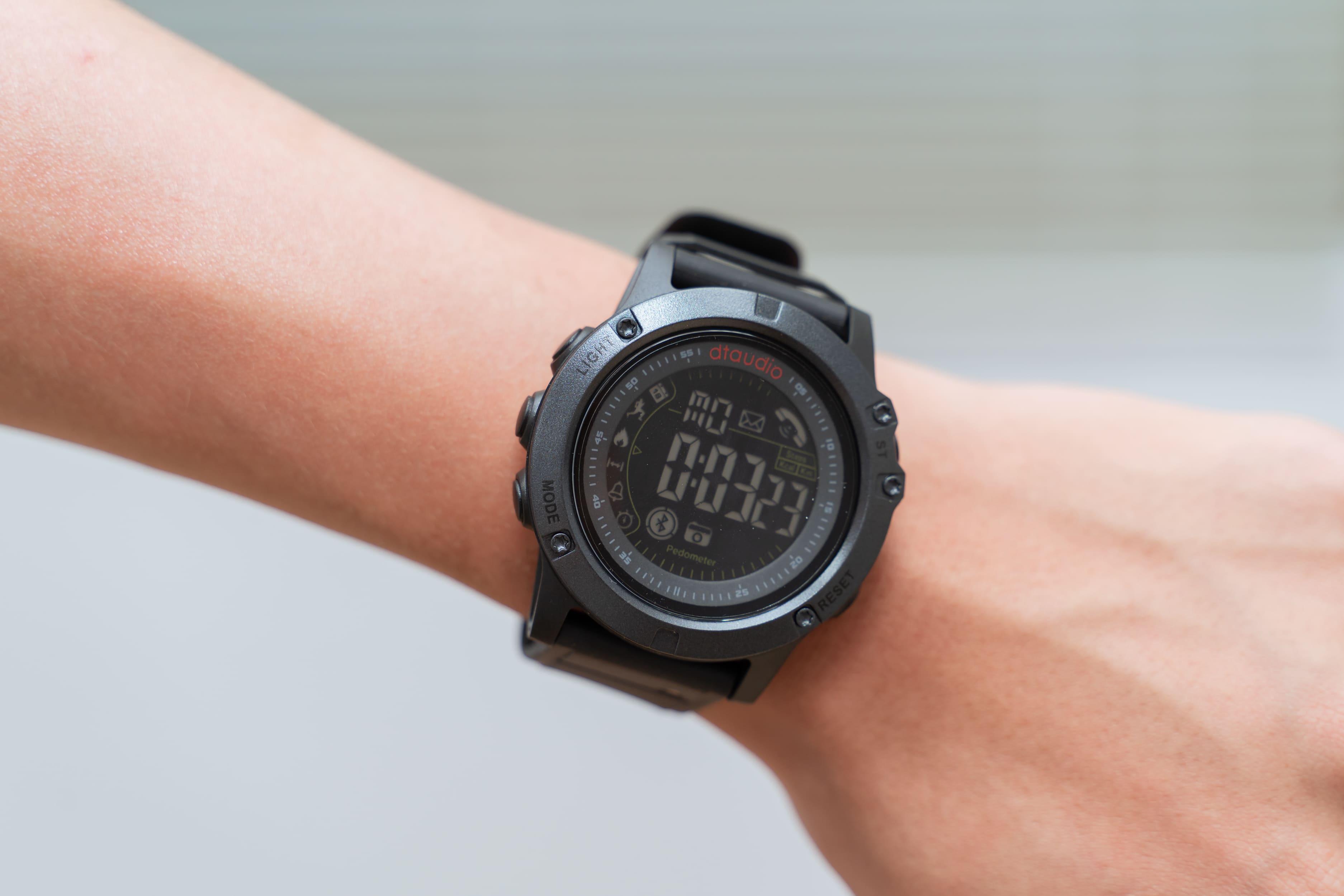 DTAudio 智能手錶