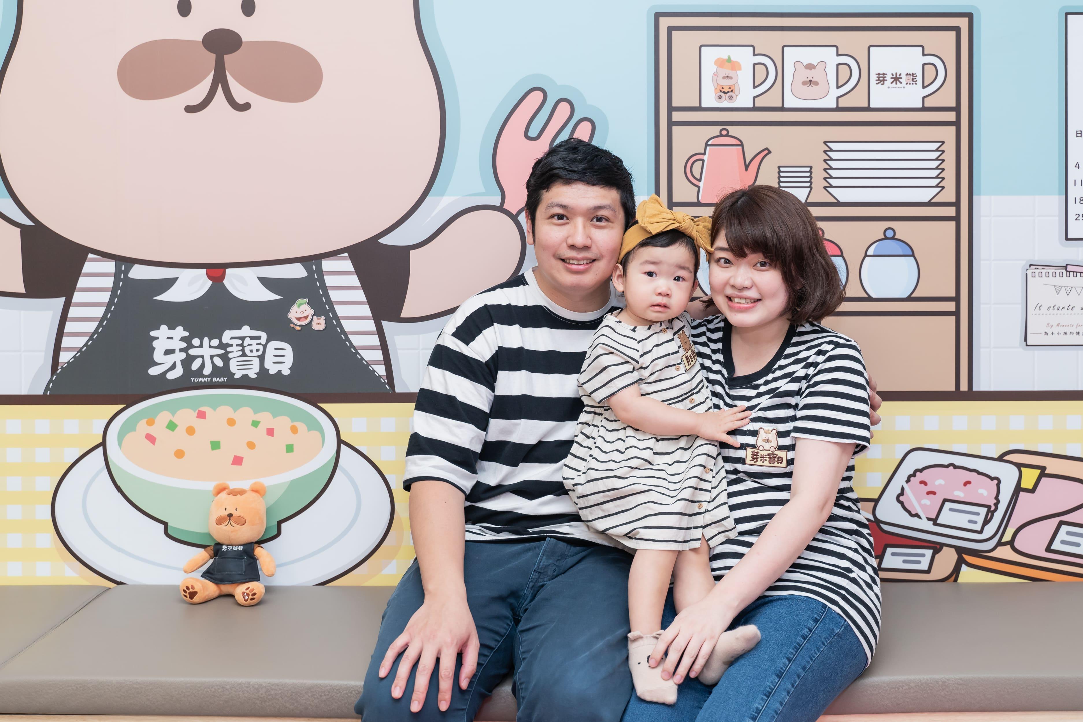 芽米寶貝:讓寶寶吃得安心、用的放心,電商通路成為都會爸媽救星