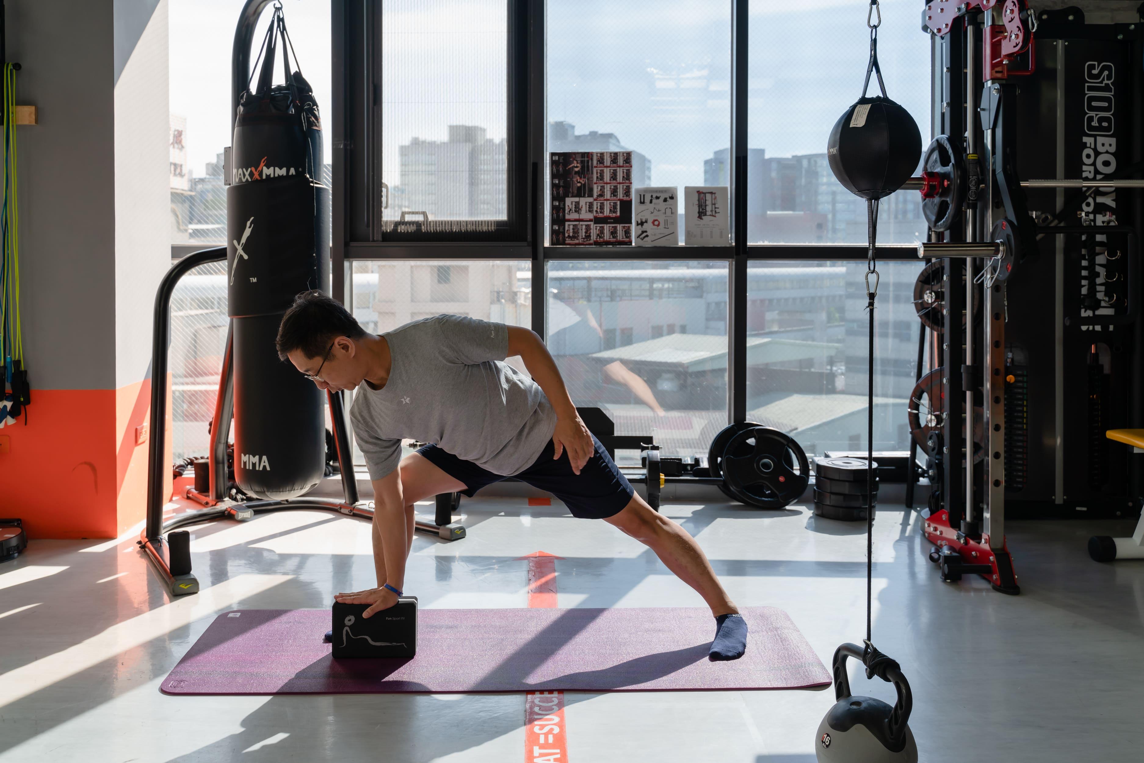 Fun Sport:用健身器材,搭座產業的橋