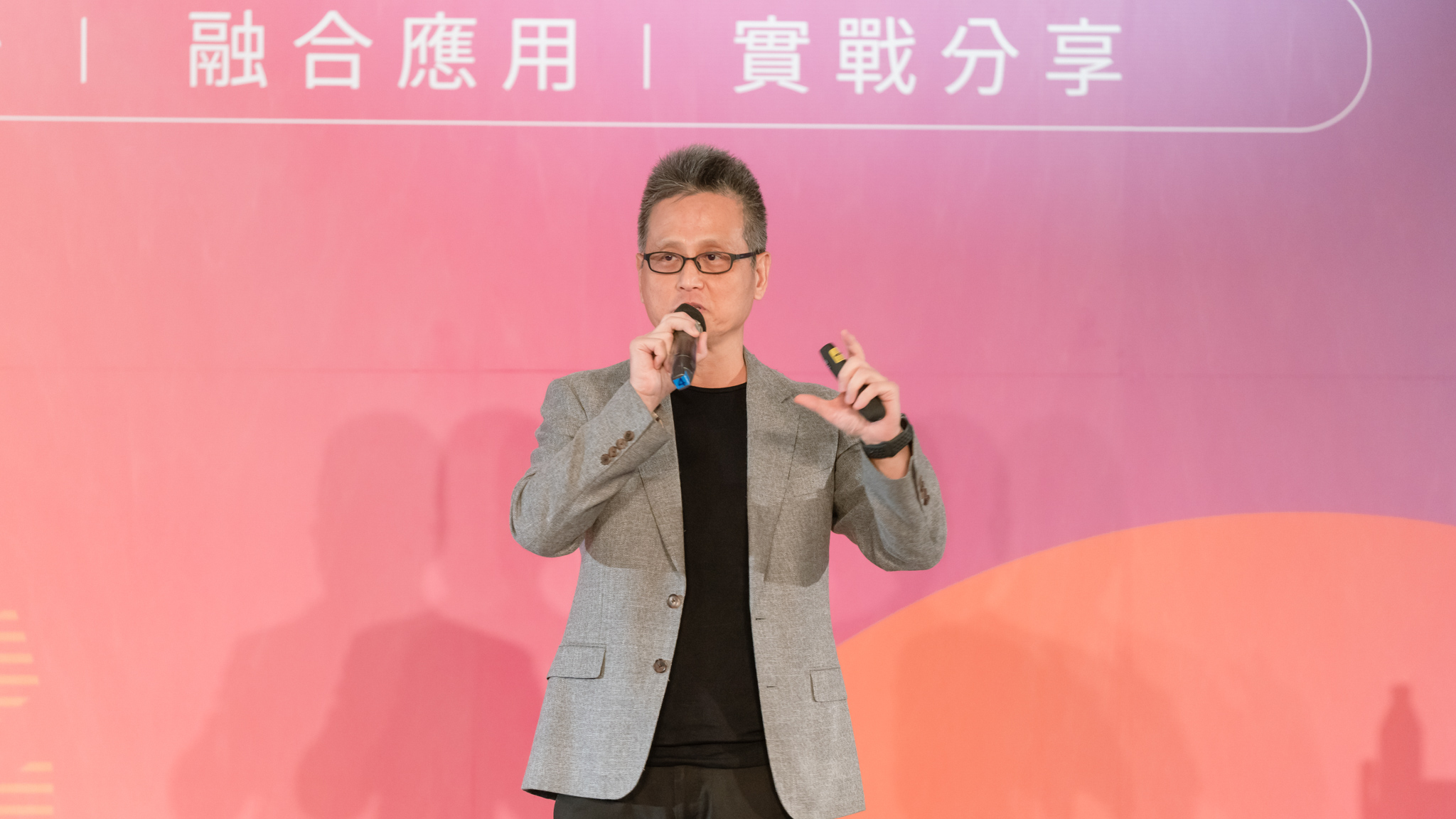 Triumph 黛安芬董事總經理 王同年於 OMO 品牌新零售高峰會