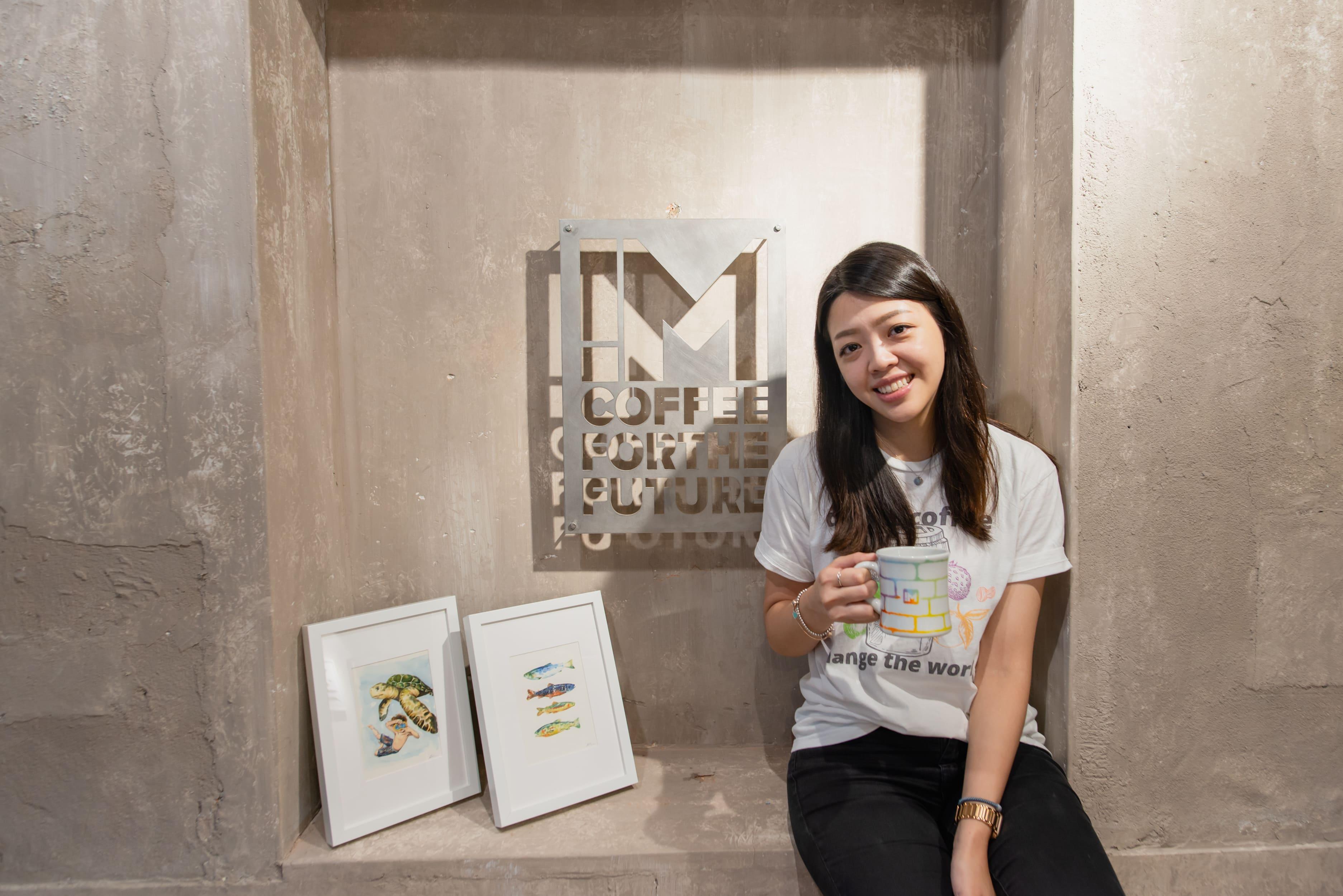 IMPCT COFFEE Jessi Fu