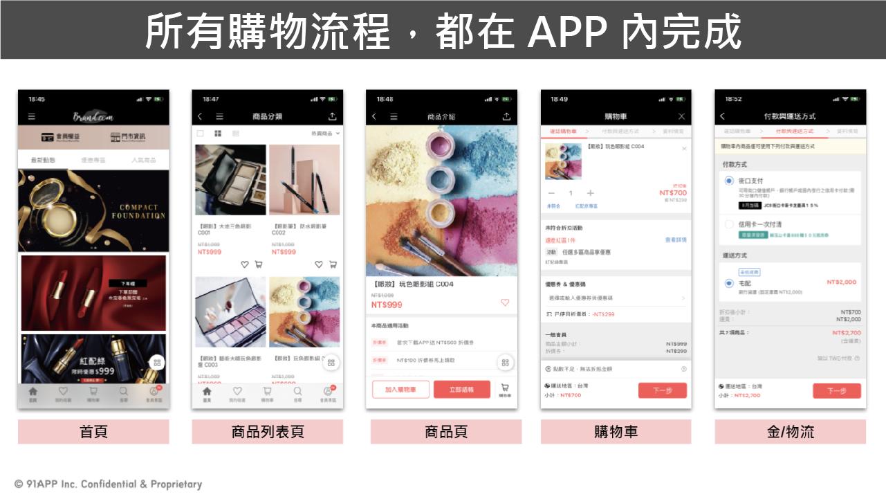 購物App