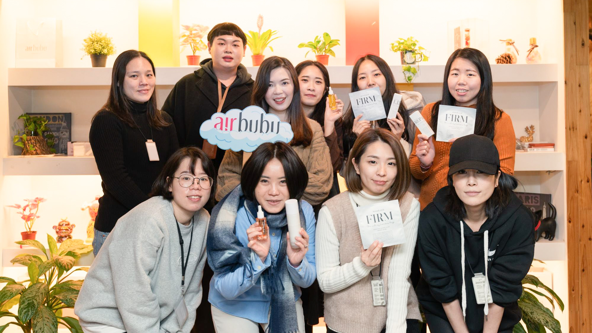 airbubu:行銷人跨界美妝,她靠什麼方法能在電商創立雙品牌?