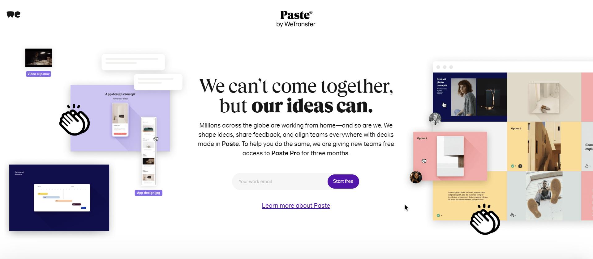 Paste 提案簡報製作神器